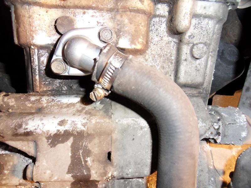 650 deauville casse de la conduite d'eau  910