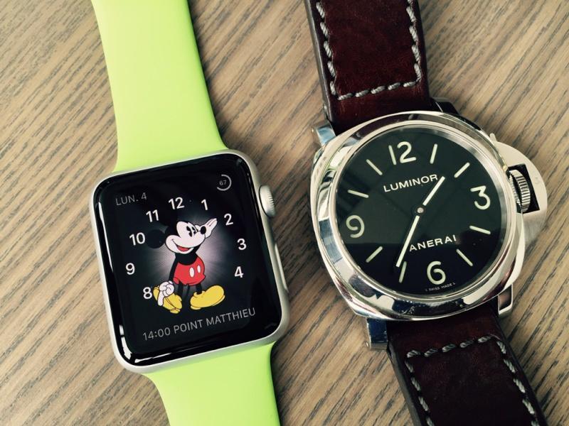 La montre connectée du jour Fullsi10