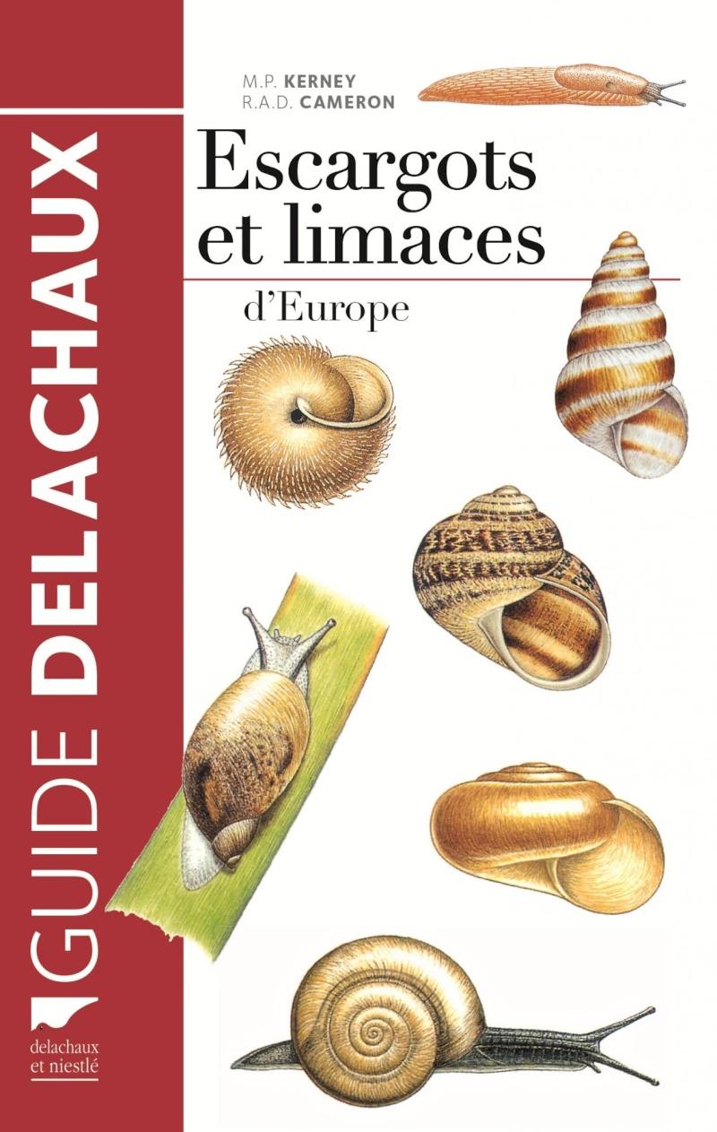 Kerney, Cameron et Bertrand - Escargots et limaces d'Europe - Réédition 2015 Kerney10