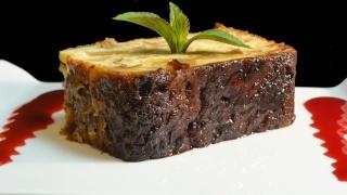Pudding de croissant Puddin11