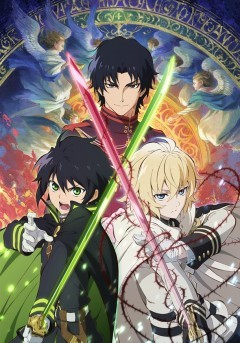 [MANGA/ANIME] Seraph of the End (Owari no Seraph) Affich10