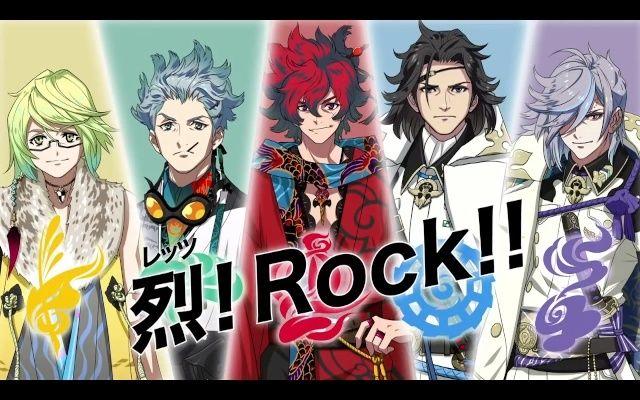 [ANIME/JEU] Bakumatsu Rock Bakuma10