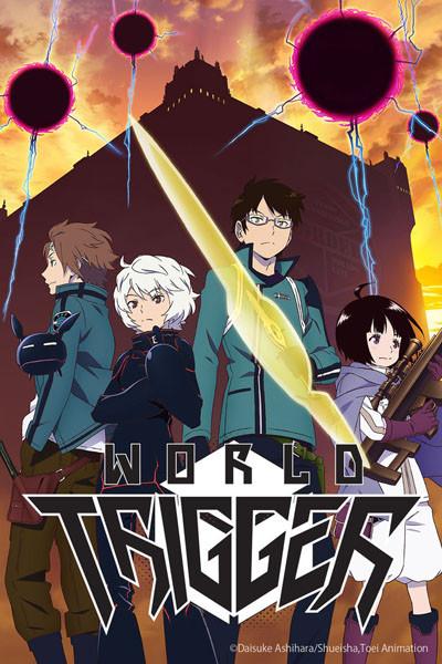 "[NEWS] ""World Trigger"" chez Crunchyroll E937c410"