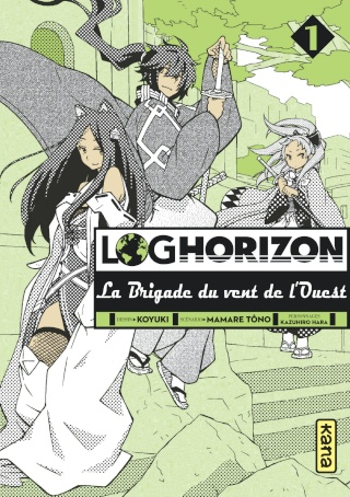 [NEWS] Les sorties manga ~ Log-ho10