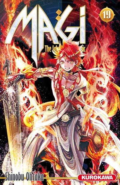 [MANGA/ANIME] MAGI, The labyrinth of magic - Page 3 Magi-110