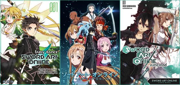 Sword Art Online... Quelle(s) version(s) avez-vous essayée(s) Sao-3s10