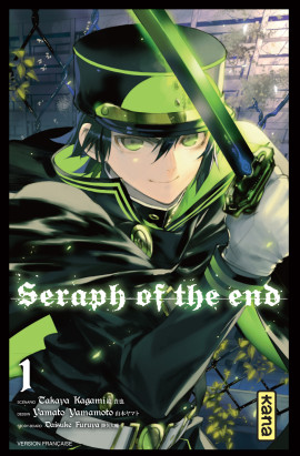 [MANGA/ANIME] Seraph of the End (Owari no Seraph) Seraph11