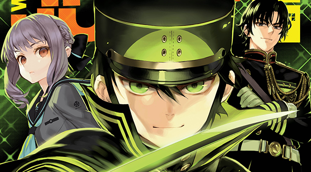 [MANGA/ANIME] Seraph of the End (Owari no Seraph) Shonen10
