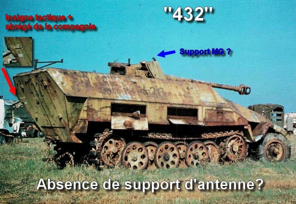 "Sd.Kfz. 251/22 Ausf.D ""Pakwagen Early"" (11èmePz.Div.) AFV Club 1/35 432111"