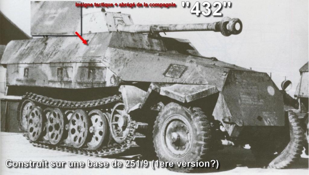 "Sd.Kfz. 251/22 Ausf.D ""Pakwagen Early"" (11èmePz.Div.) AFV Club 1/35 432211"