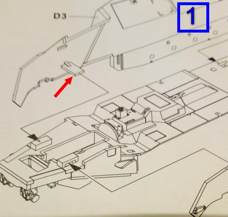 "Sd.Kfz. 251/22 Ausf.D ""Pakwagen Early"" (11èmePz.Div.) AFV Club 1/35 Img_2096"