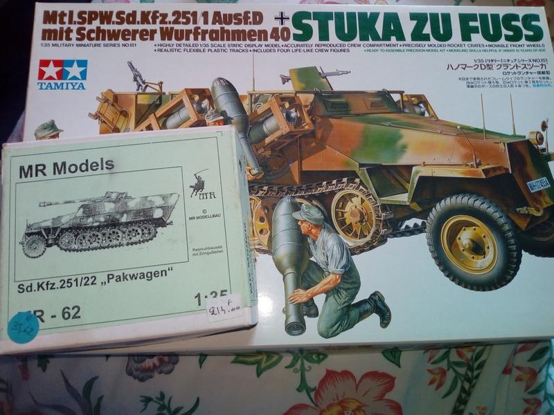 "Sd.Kfz. 251/22 Ausf.D ""Pakwagen"" Tamiya + Mr Models 1/35 Img_2184"
