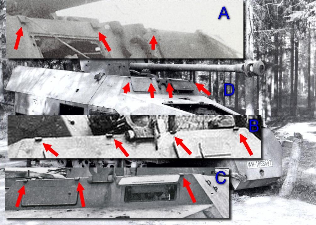 "Sd.Kfz. 251/22 Ausf.D ""Pakwagen Early"" (11èmePz.Div.) AFV Club 1/35 Wh-18631"