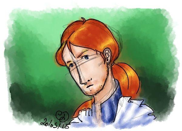 Saphirina a sorti ses crayons ! - Page 29 Ikael610