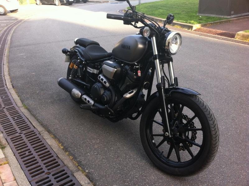 "Yamaha XV950R aka ""Bolt"" Img_1311"