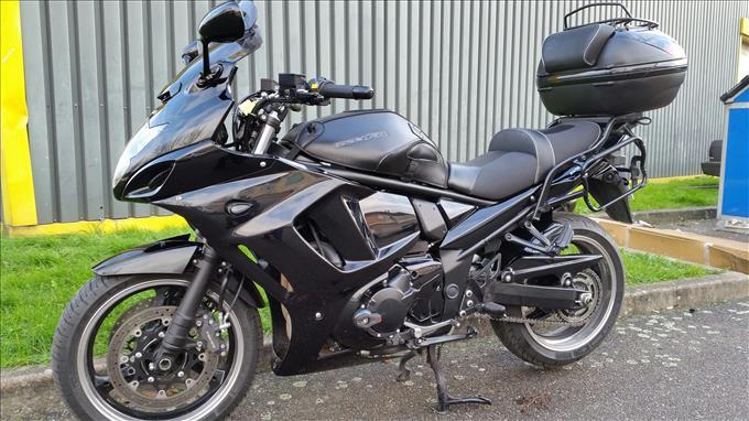 La Suzuki GSX1250 FA de Bast Newvie10