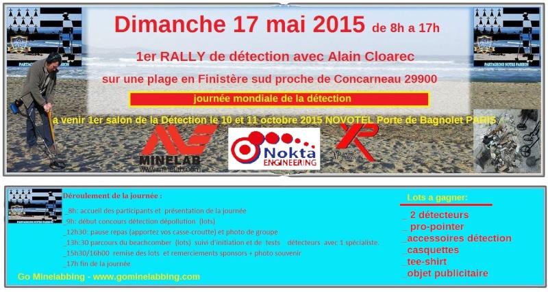 RALLY DIMANCHE 17 MAI 2015 journée mondiale de la détection  11002711