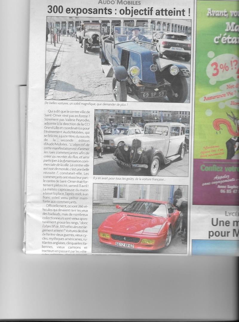 Audo mobiles le 11 avril à St Omer Saint_10