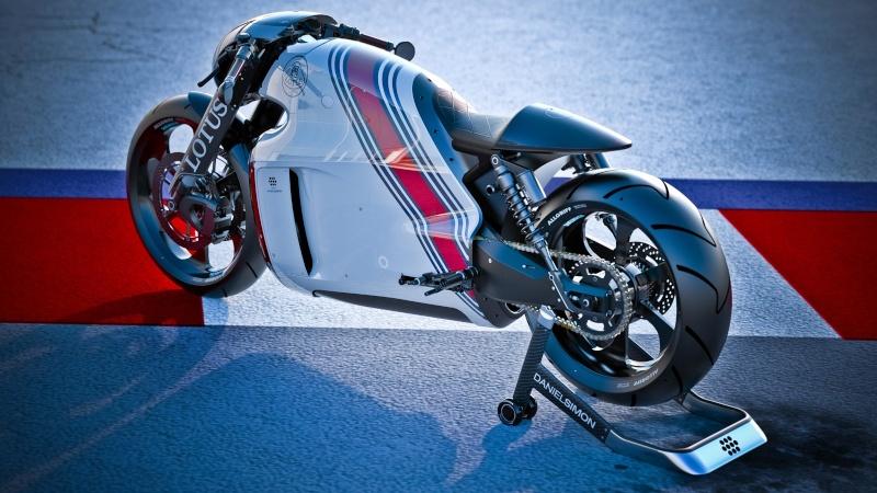 PHOTOS - Motos Lotus 94521c10