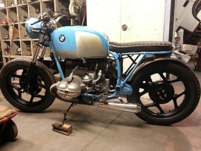 PHOTOS - BMW - Bobber, Cafe Racer et autres... - Page 2 Bmw20010