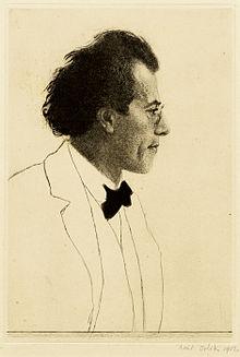 السيمفونية رقم 5 من مقام دو دييز صغير من اعمال جوستاف مالر  Symphony No. 5 220px-11
