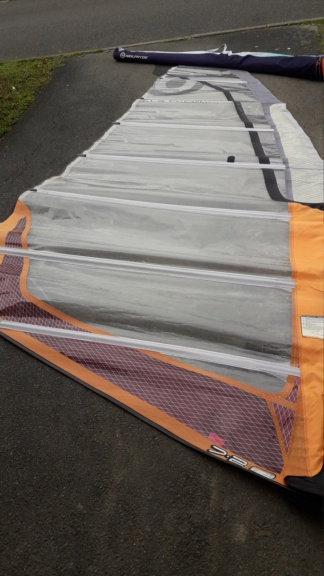 (VENDU) neilpryde Slalom MK2 + Le mat X6 Mk2_7_10