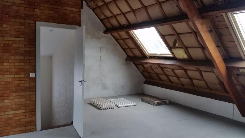Projet aménagement étage vide 110