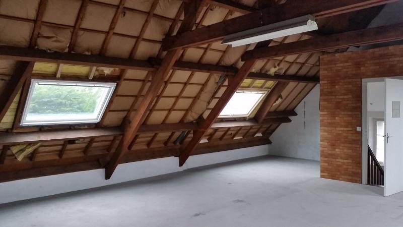 Projet aménagement étage vide 410