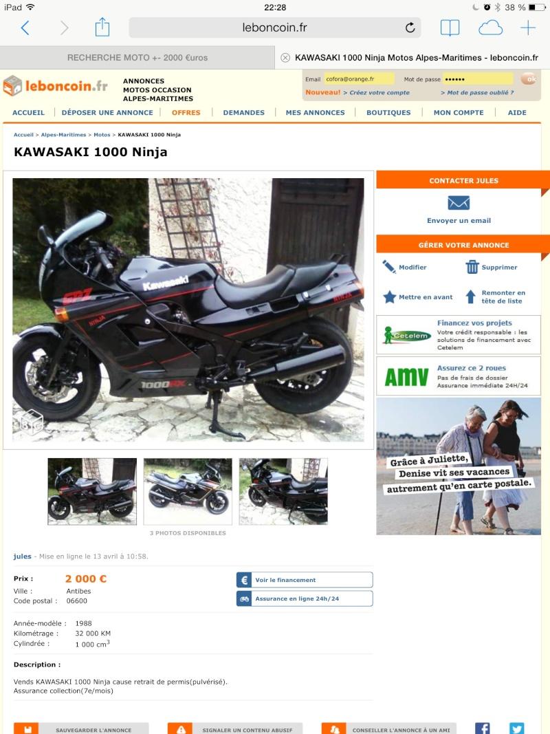 RECHERCHE MOTO +- 2000 €uros Image16