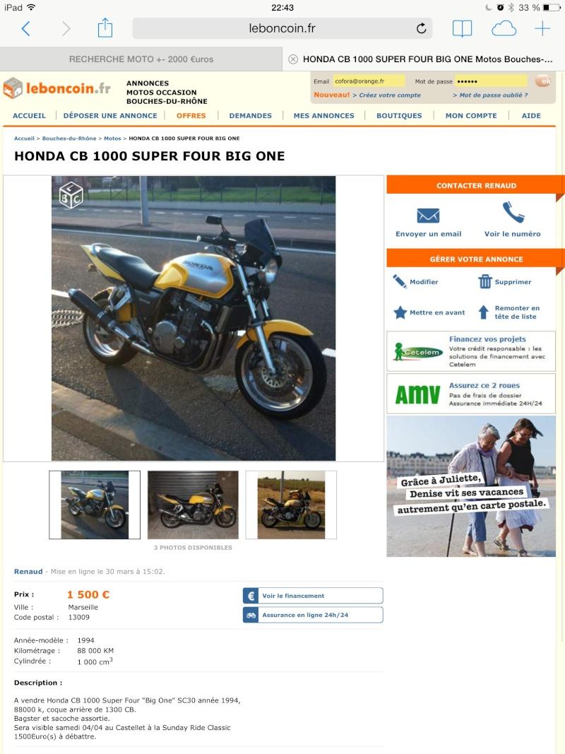 RECHERCHE MOTO +- 2000 €uros Image19