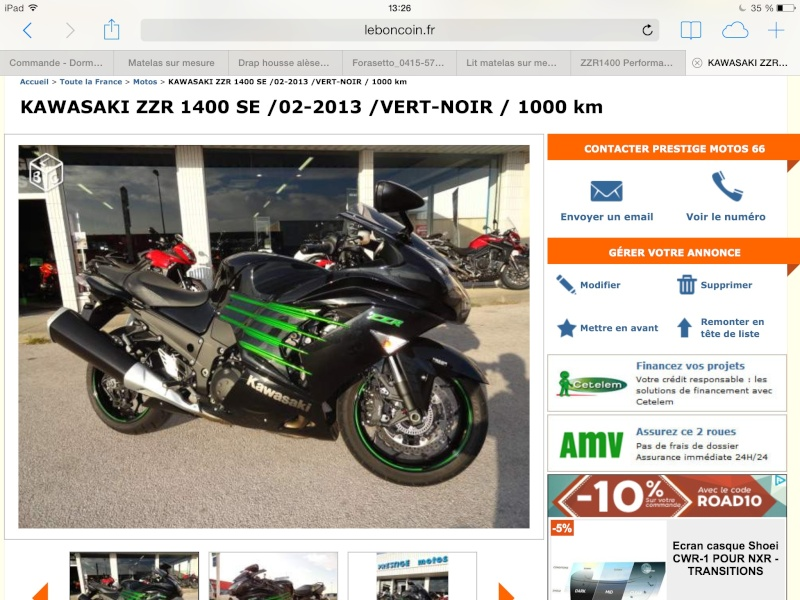 ZZR1400 Performance Image22