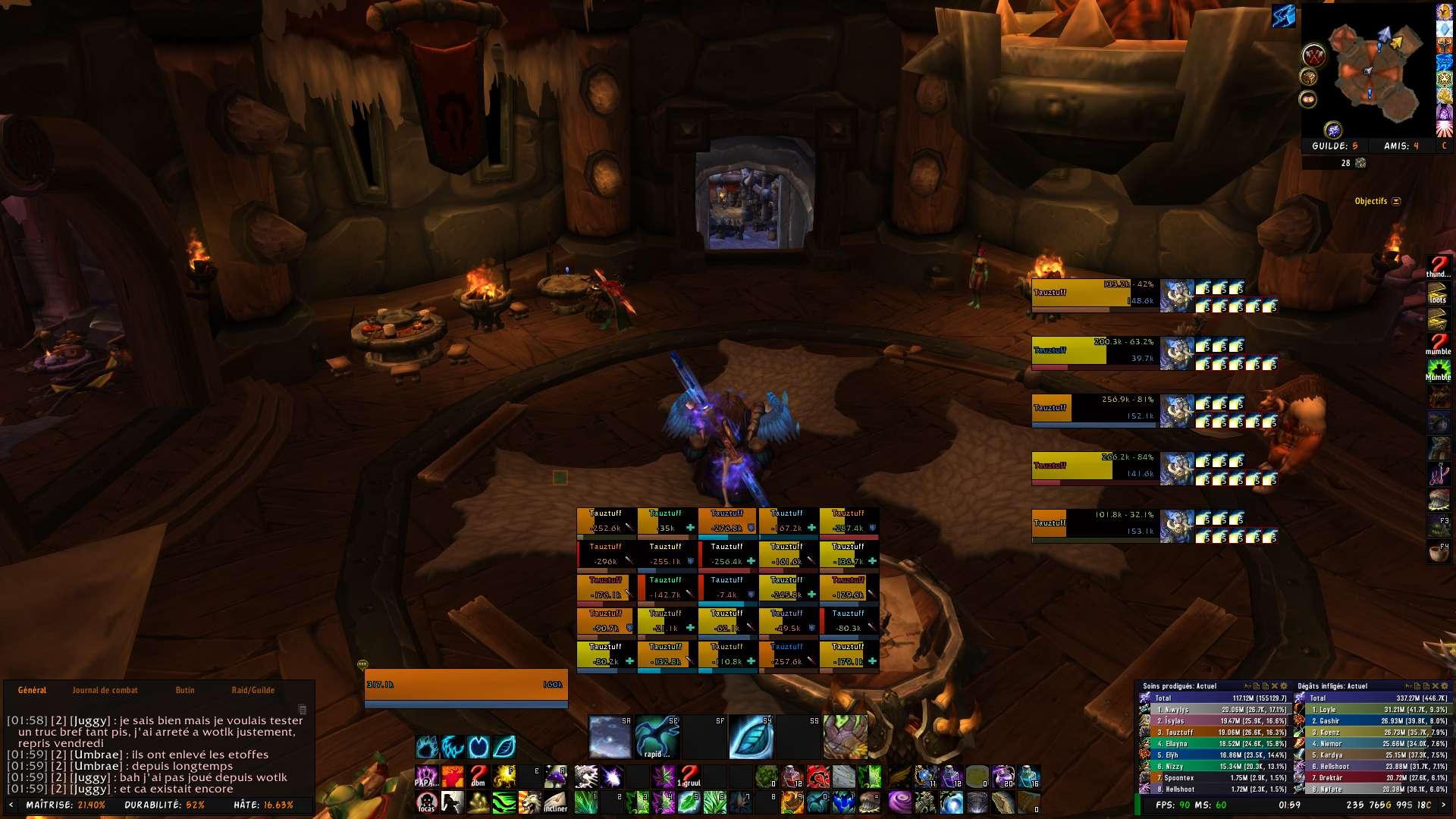 Interface raid Wowscr11