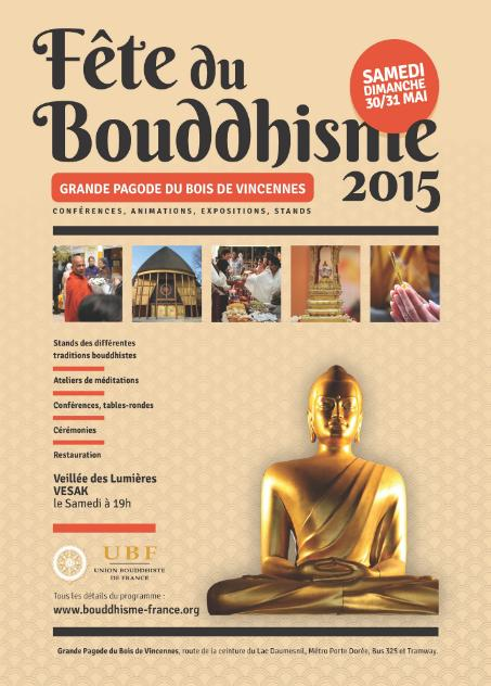 Fête du Bouddhisme les 30 et 31 mai 2015 Fetebo11