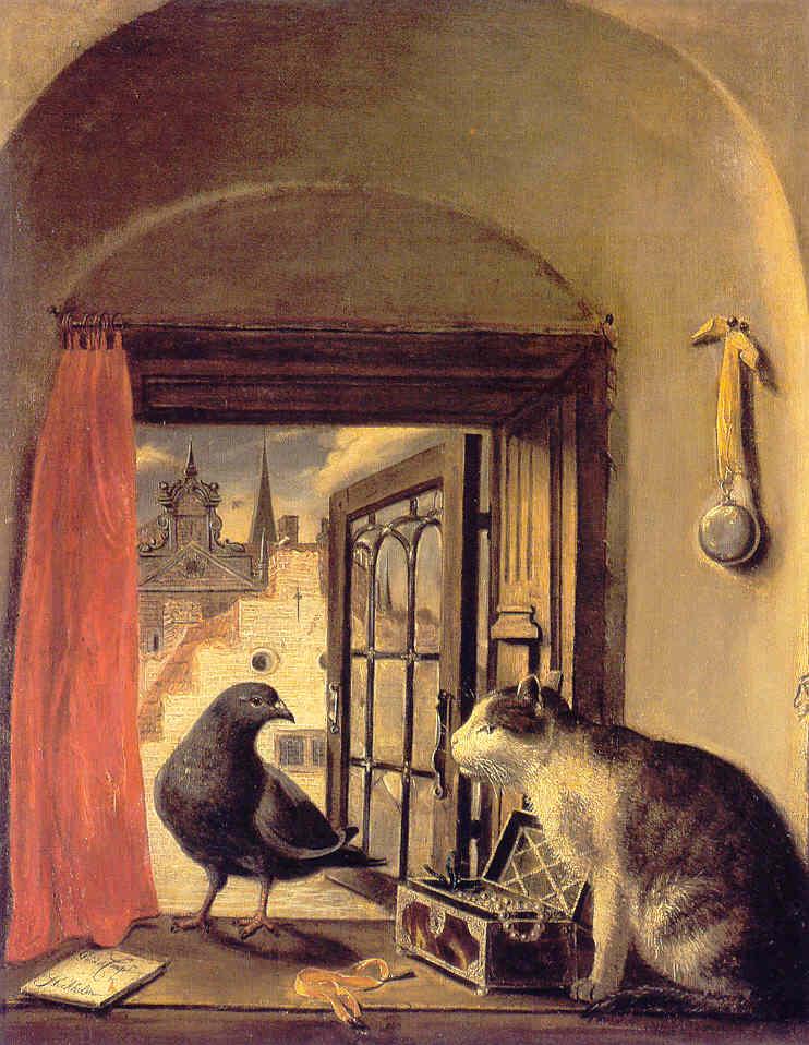 Les chats au Musée Govaer10