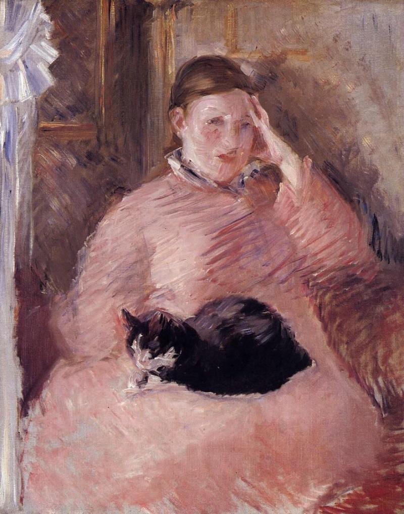 Edouard Manet Woman-10