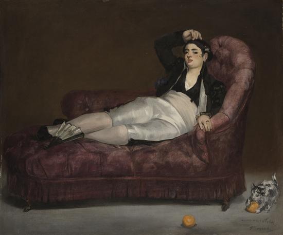 Edouard Manet Womanr10
