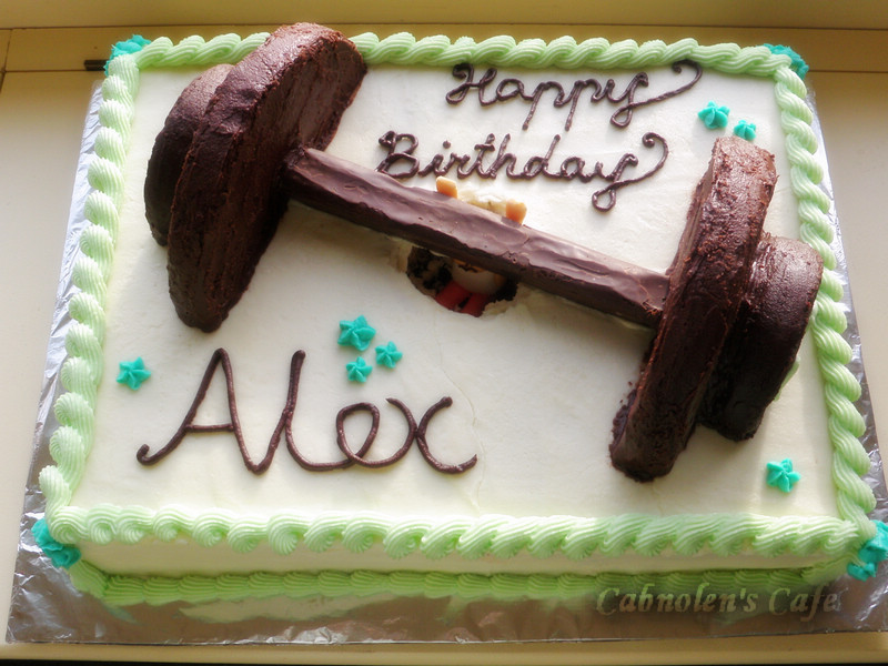 Happy Birthday, Alex! Alex10