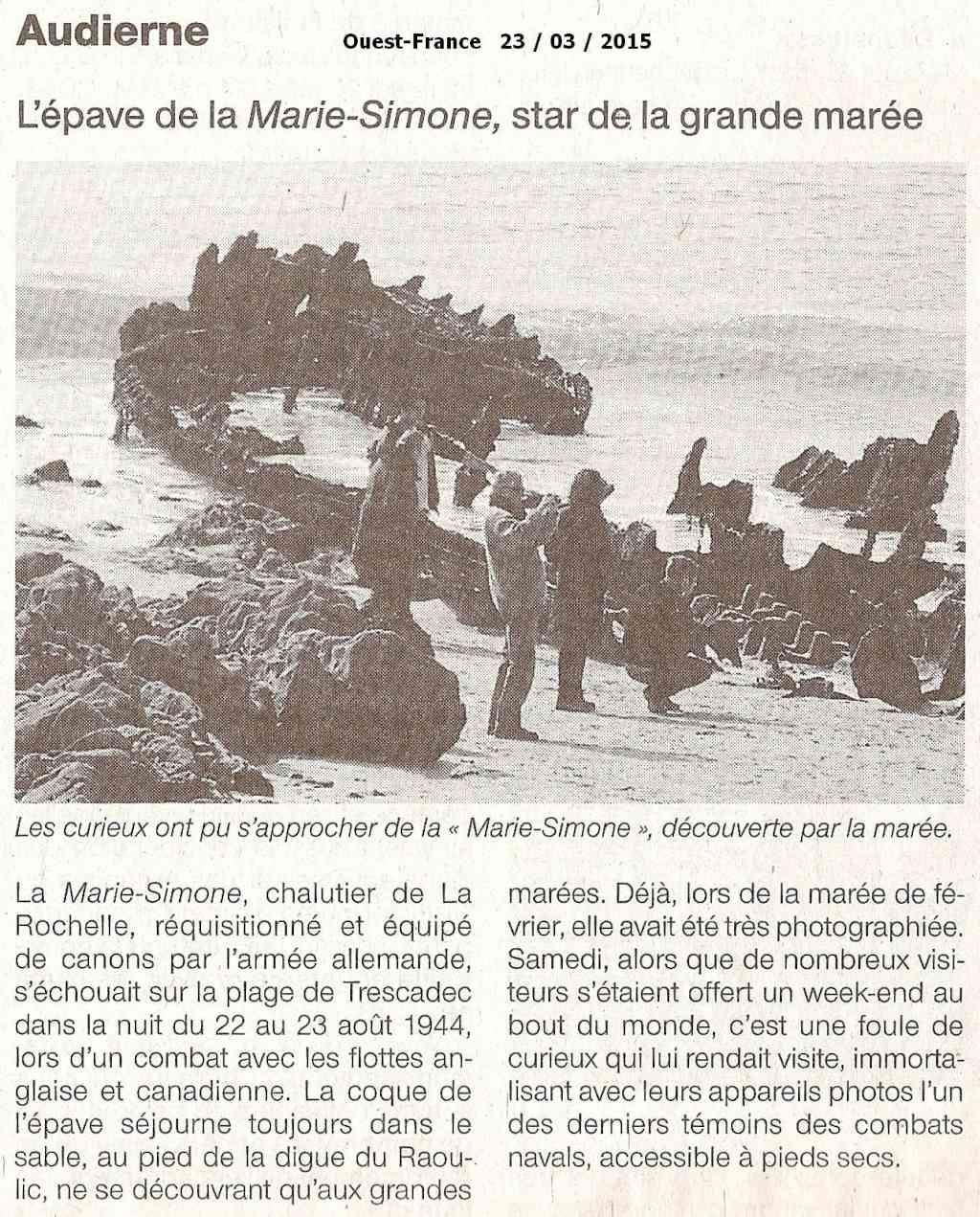 [Vie  des ports] LE PORT D'AUDIERNE - Page 11 Numyri12
