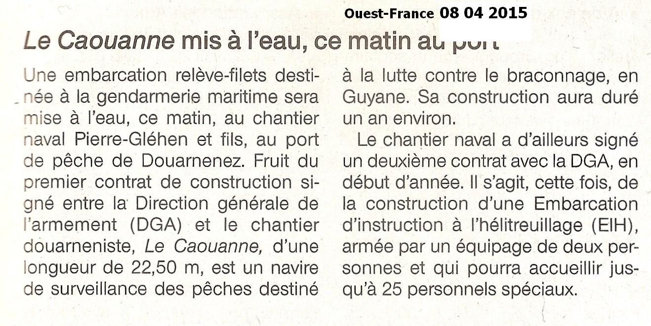 [Vie des ports] LE PORT DE DOUARNENEZ - Page 19 Numyri16
