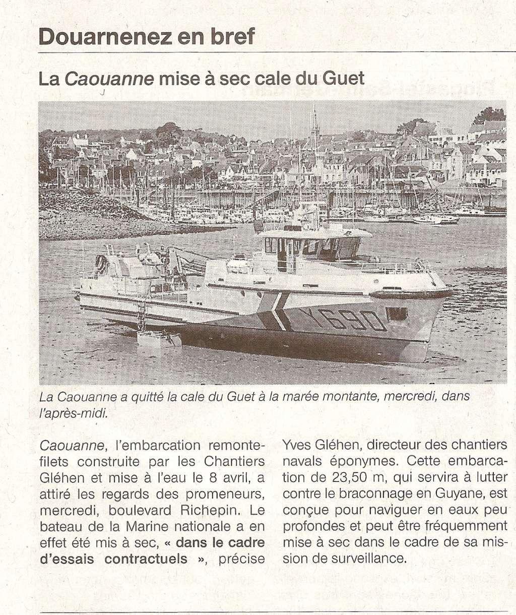 [Vie des ports] LE PORT DE DOUARNENEZ - Page 19 Numyri20