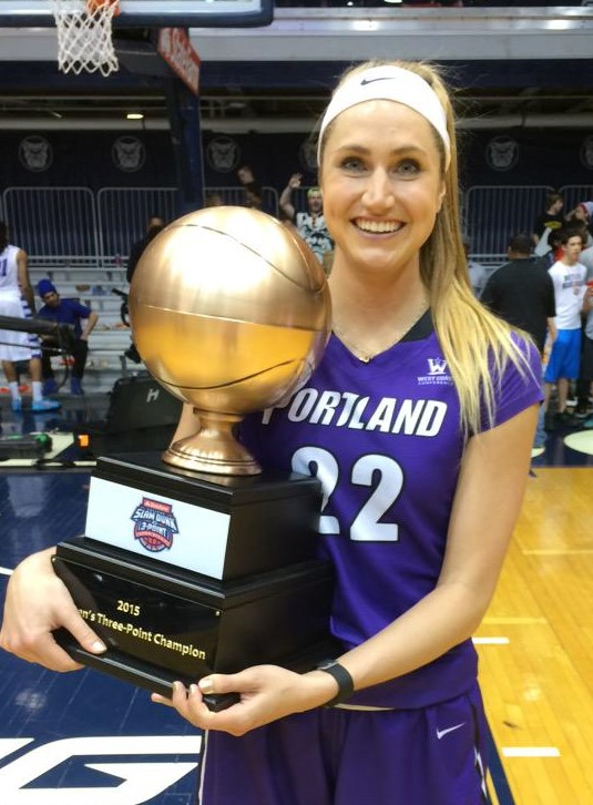 Cassandra Brown Wins NCAA 3pt Championship! Cbob3310