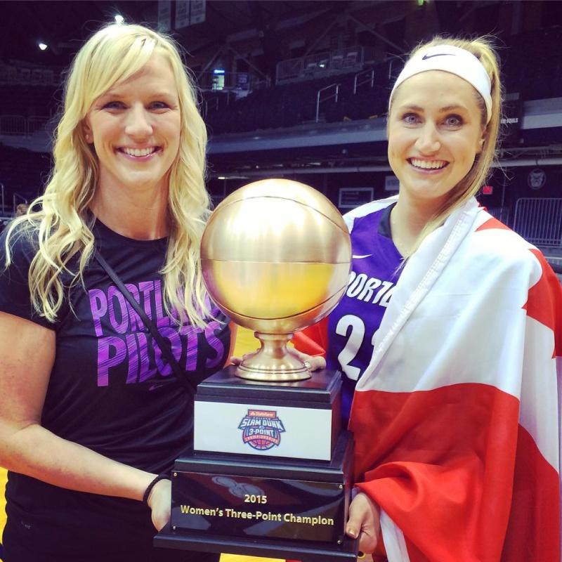 Cassandra Brown Wins NCAA 3pt Championship! Cboyqh10