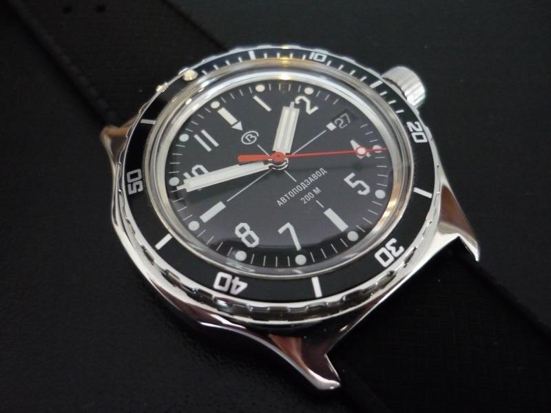 [VENDUE] Vostok amphibia SE 100333S neuve P1120511