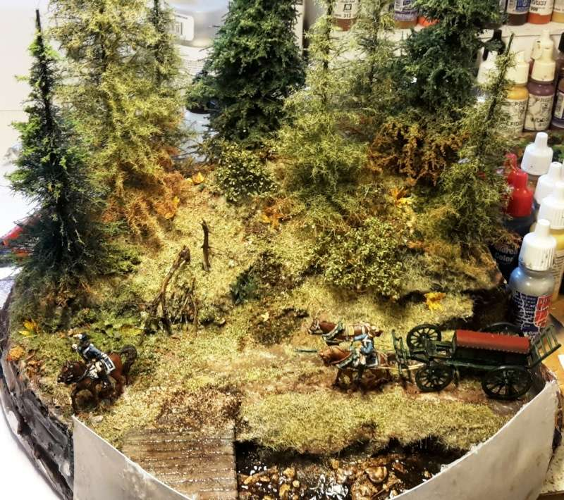 Train d'artillerie Napoléonien 20150519