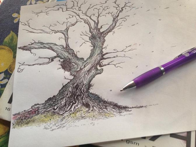 disegno Albero11