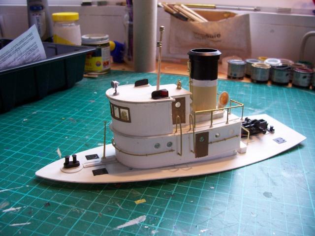 Lindberg US Coastguard Tug 100_0720