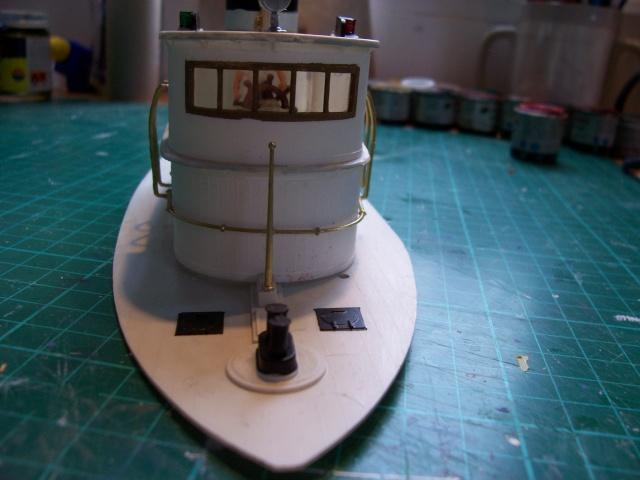 Lindberg US Coastguard Tug 100_0722