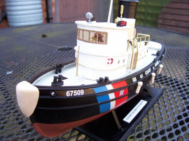 Lindberg US Coastguard Tug 100_0730