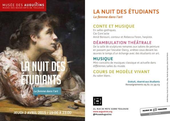 Pour les étudiantes...musée des Augustins I10
