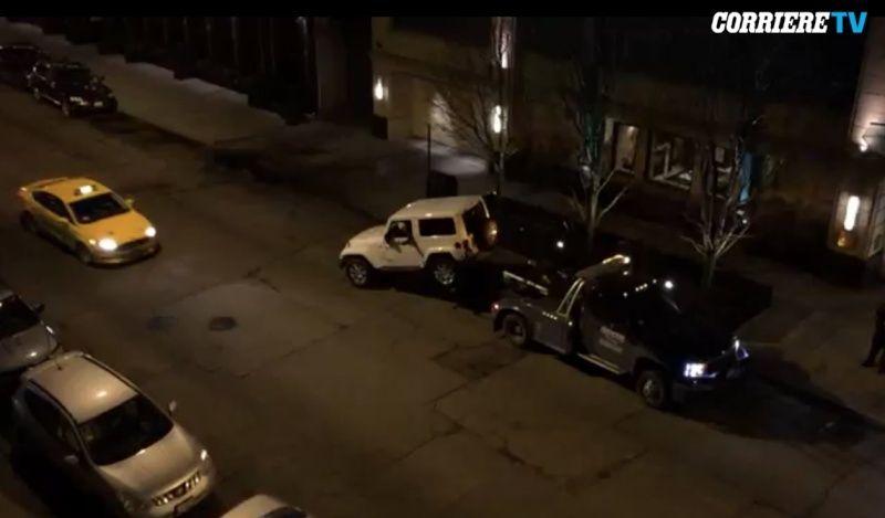 JK sfugge al carro attrezzi. Only in a Jeep Scherm12
